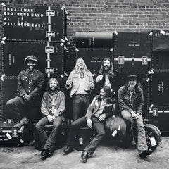 The Allman Brothers Band ‎– The Allman Brothers Band Live At The Fillmore East