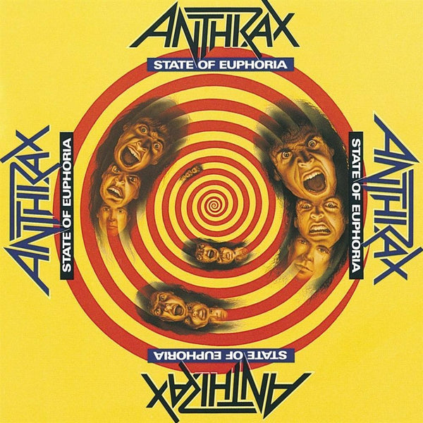 Anthrax ‎– State Of Euphoria