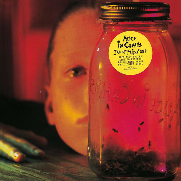 Alice In Chains ‎– Jar Of Flies / SAP