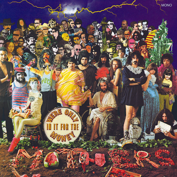 RSD Frank Zappa - We're Only In It For The Money