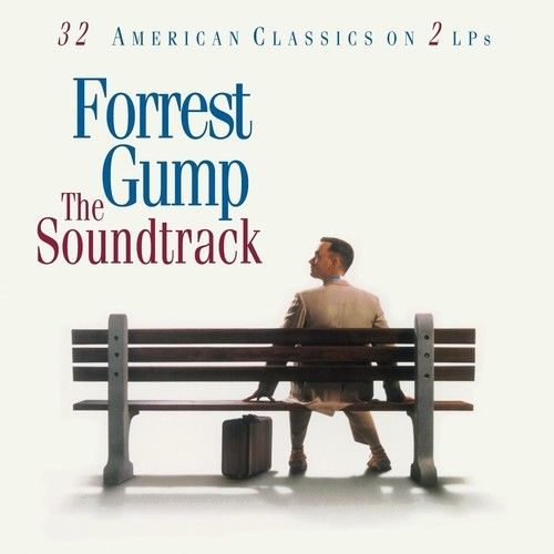 Various ‎– Forrest Gump (The Soundtrack)