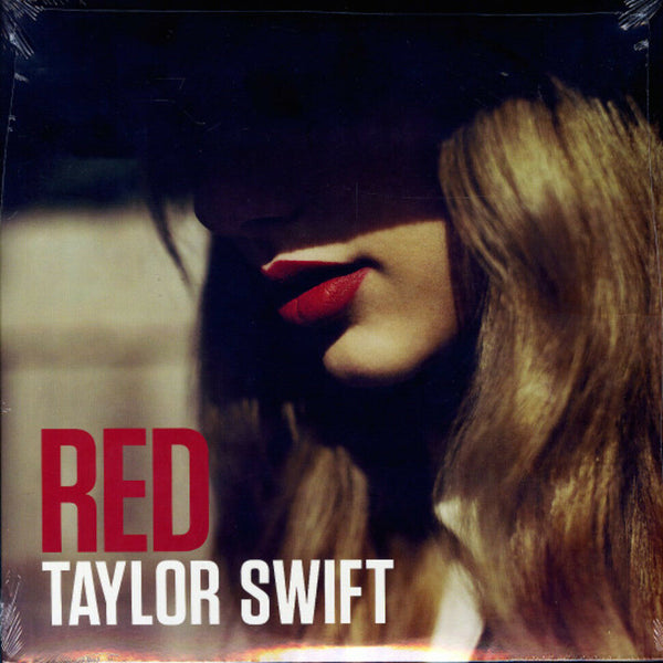 Taylor Swift ‎– Red