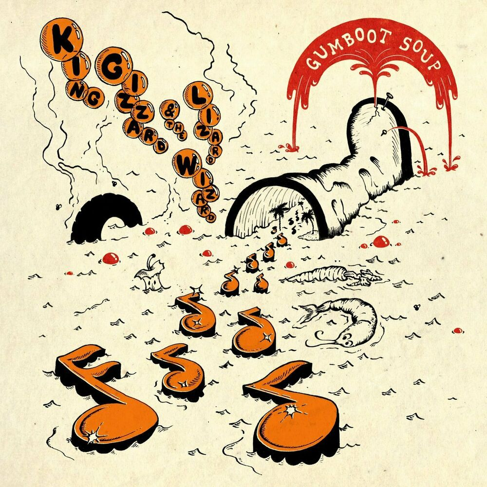 King Gizzard And The Lizard Wizard ‎– Gumboot Soup