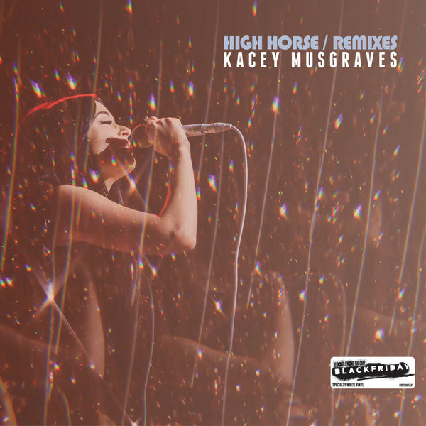 Kacey Musgraves ‎– High Horse / Remixes