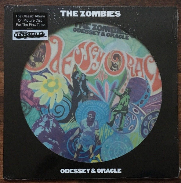 RSD The Zombies - Odessey and Oracle Picture Disc