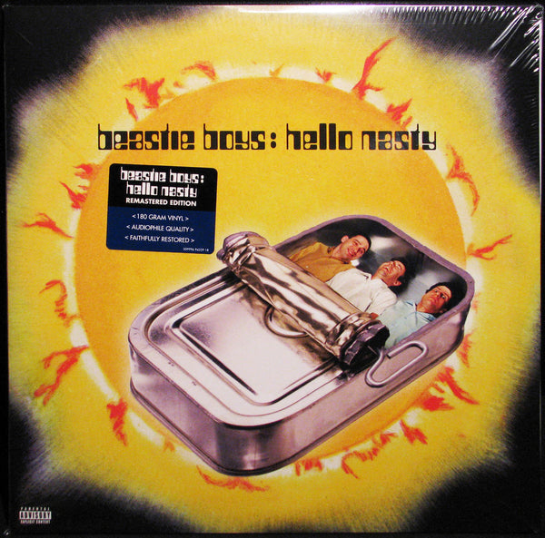 The Beastie Boys - Hello Nasty