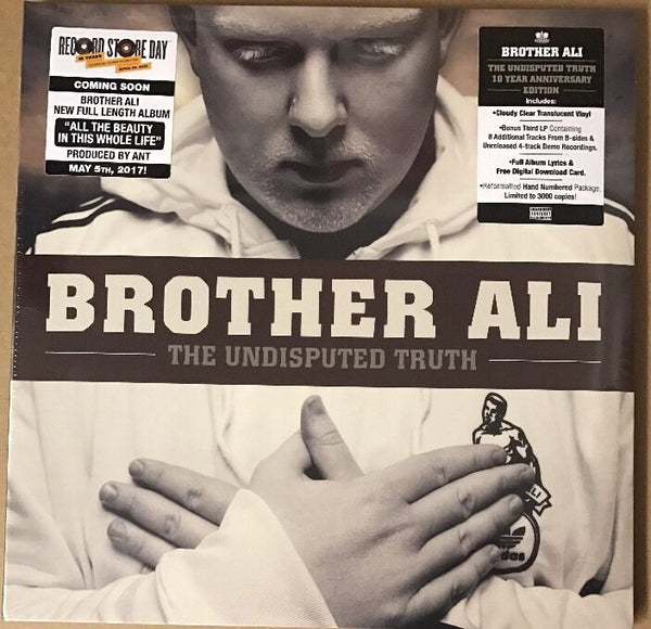 RSD-Brother Ali - The Undisputed Truth (10 Year Anniversary Edition)