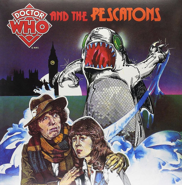 RSD Various Artist - Dr Who & The Pescatons - Sound Effects