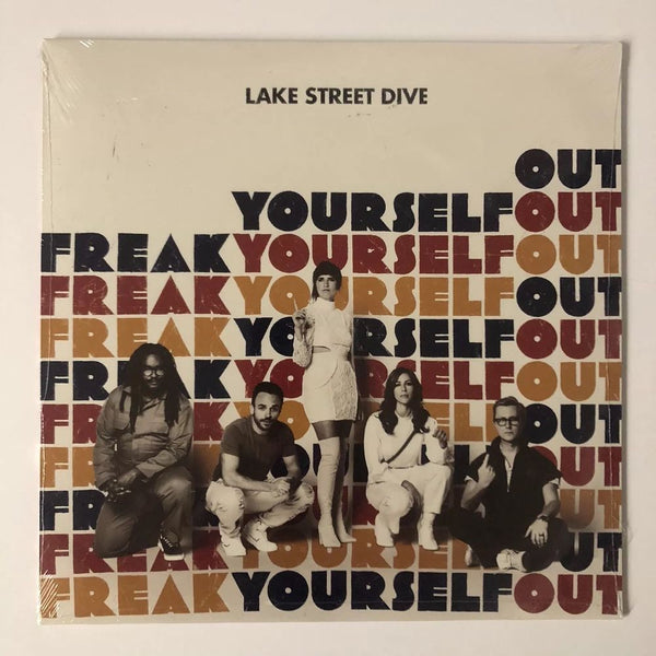 Lake Street Dive ‎– Freak Yourself Out
