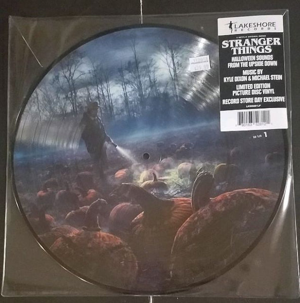 RSD Kyle Dixon & Michael Stein - Stranger Things Halloween Sounds Of The Upside Down