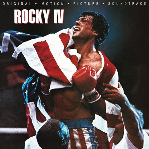 Various ‎– Rocky IV - Original Motion Picture Soundtrack