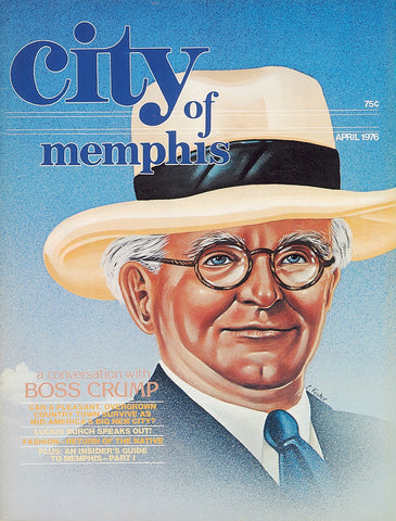 April 1976, Memphis magazine