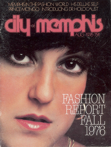 August 1976, Memphis magazine