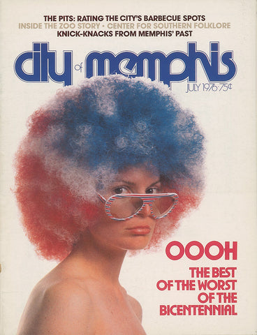 July 1976, Memphis magazine