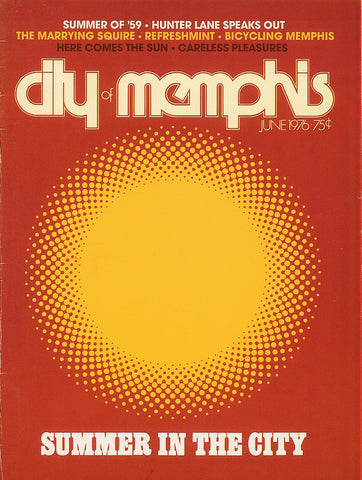 June 1976, Memphis magazine