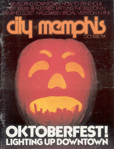 October 1976, Memphis magazine