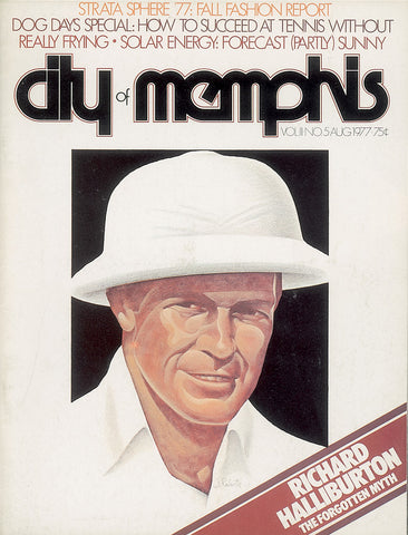 August 1977, Memphis magazine