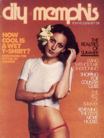 Memphis magazine June 1977