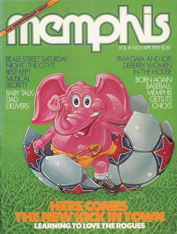 April 1978, Memphis magazine