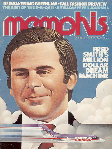 August 1978, Memphis magazine