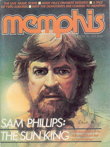 December 1978, Memphis magazine