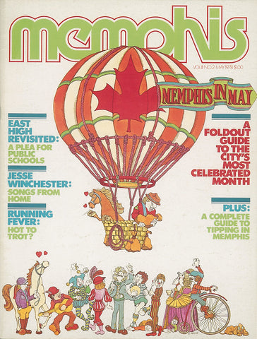 May 1978, Memphis magazine