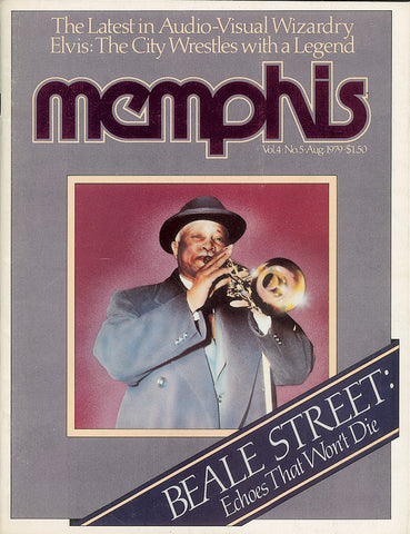 August 1979, Memphis magazine