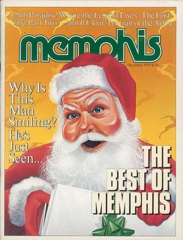 December 1979, Memphis magazine