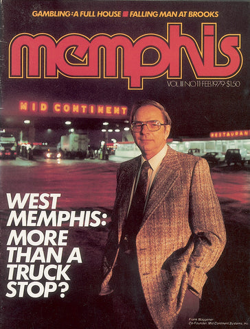 February 1979, Memphis magazine