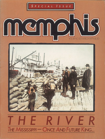 March 1979, Memphis magazine