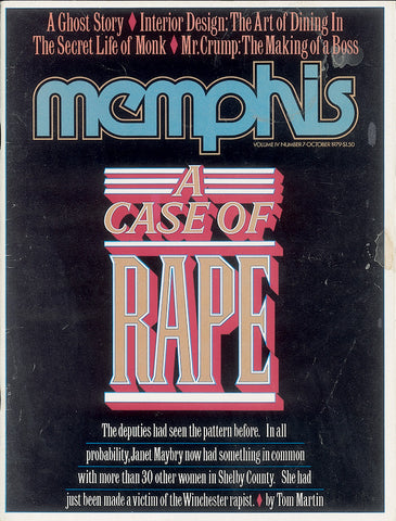 October 1979, Memphis magazine
