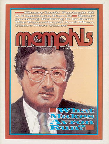 February 1980, Memphis magazine