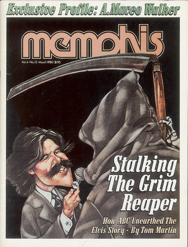 March 1980, Memphis magazine