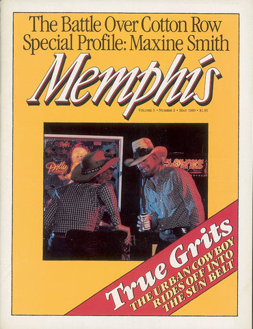 May 1980, Memphis magazine