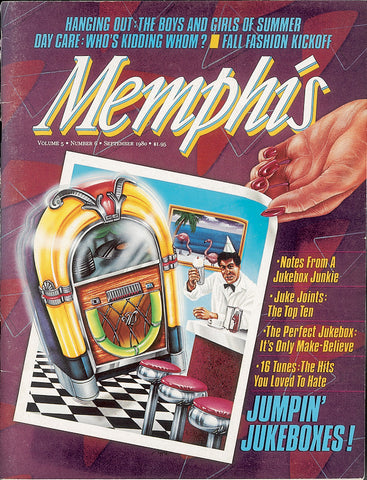 September 1980, Memphis magazine