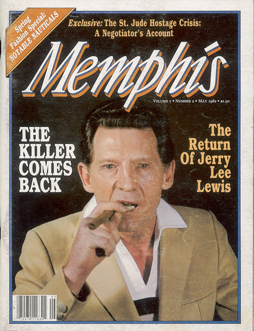 May 1982, Memphis magazine