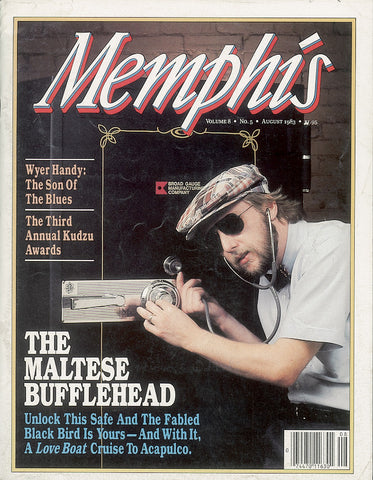 August 1983, Memphis magazine