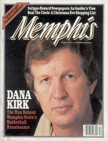 December 1983, Memphis magazine