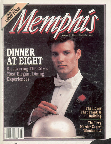 July 1983, Memphis magazine