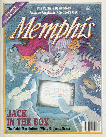 June 1983, Memphis magazine