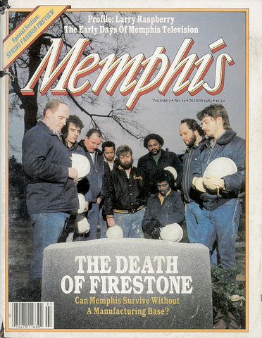March 1983, Memphis magazine