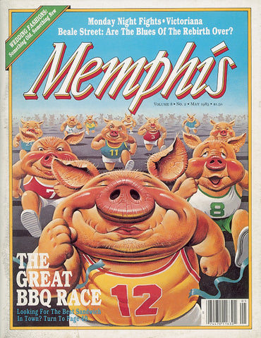 May 1983 Memphis magazine