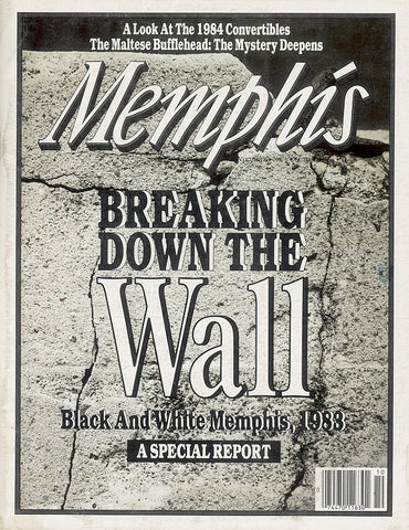 October 1983, Memphis magazine