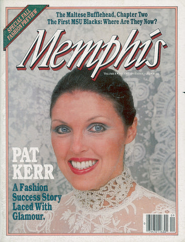 September 1983, Memphis magazine