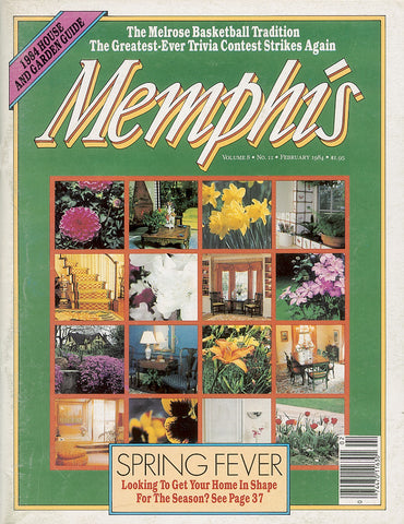 February 1984, Memphis magazine