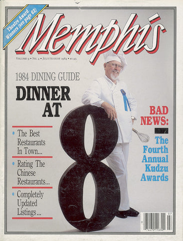 July/August 1984, Memphis magazine