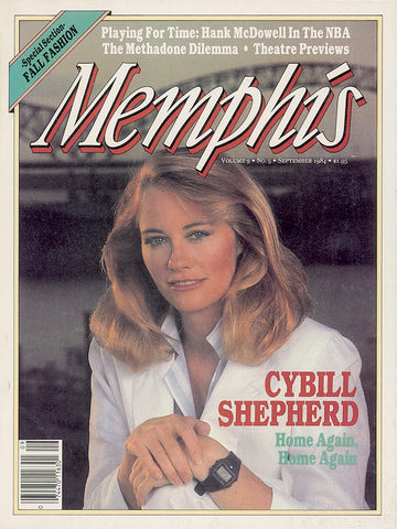 September 1984, Memphis magazine