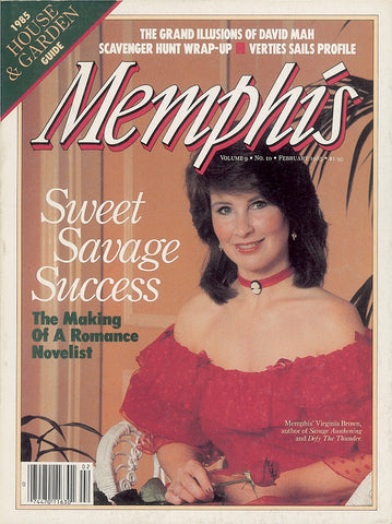 February 1985, Memphis magazine