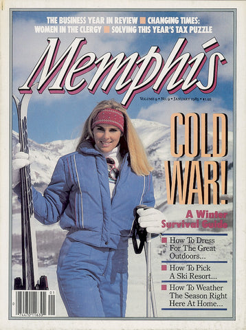 January 1985, Memphis magazine