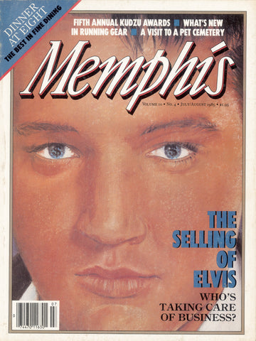 July/August 1985, Memphis magazine